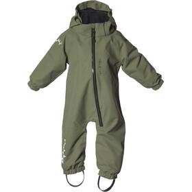 Isbjörn Hardshell Jumpsuit - Enfant - olive